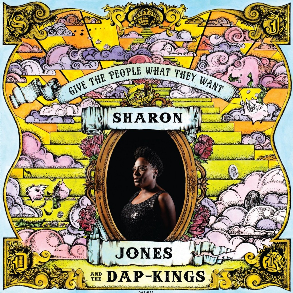 Sharon Jones - Give the People what they Want
